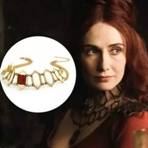 Jewelry - Melisandre necklace game of thrones the red woman
